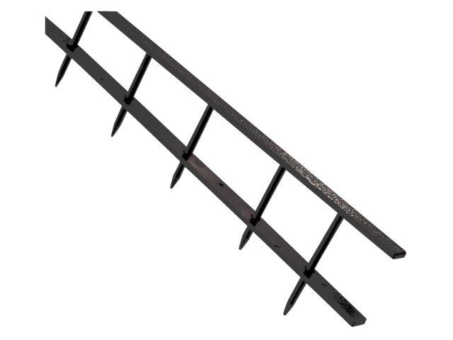 Velobindstrip Velobind S1 12-pins 25mm zwart