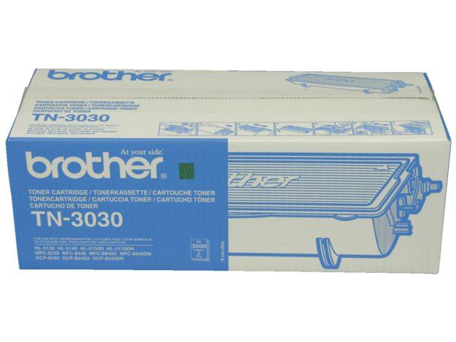 Tonercartridge Brother TN-3030 zwart HC