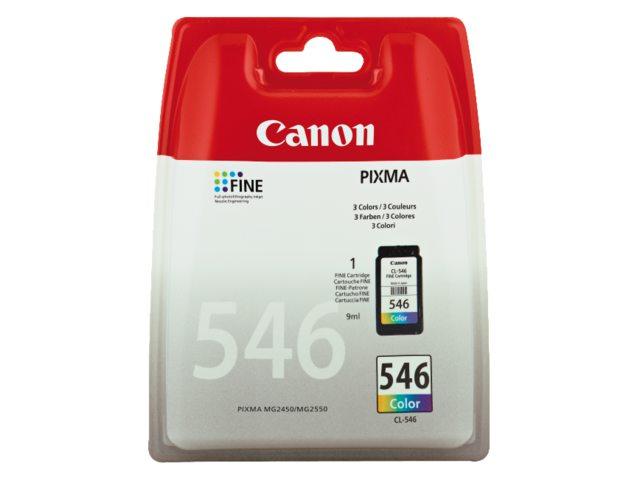 Inkcartridge Canon CL-546 kleur