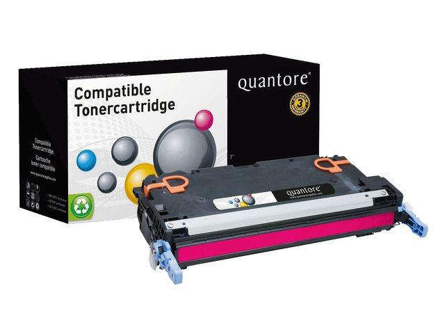 Tonercartridge Quantore HP Q6473A 502A rood