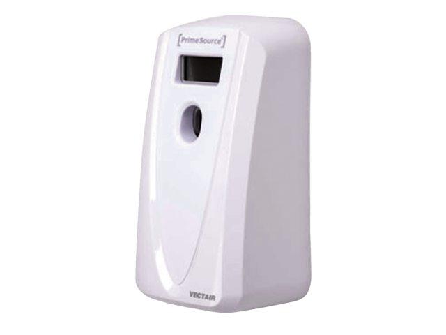 Dispenser PrimeSource luchtverfrisser elek micro wit
