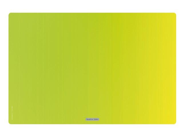 Onderlegger Quattro Colori pp groen