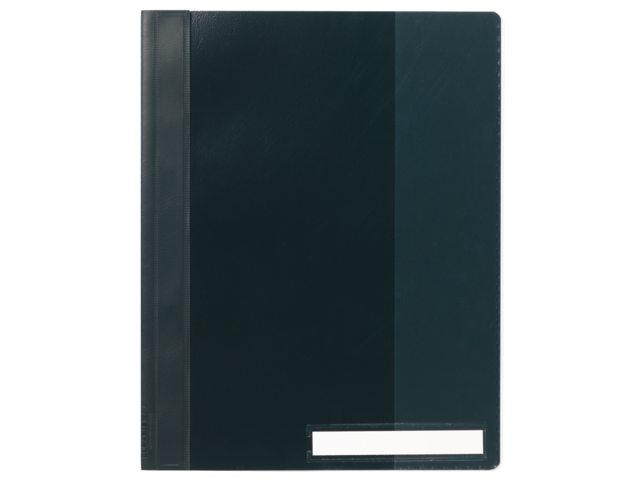 Snelhechter Durable 2510 A4 PVC extra breed zwart