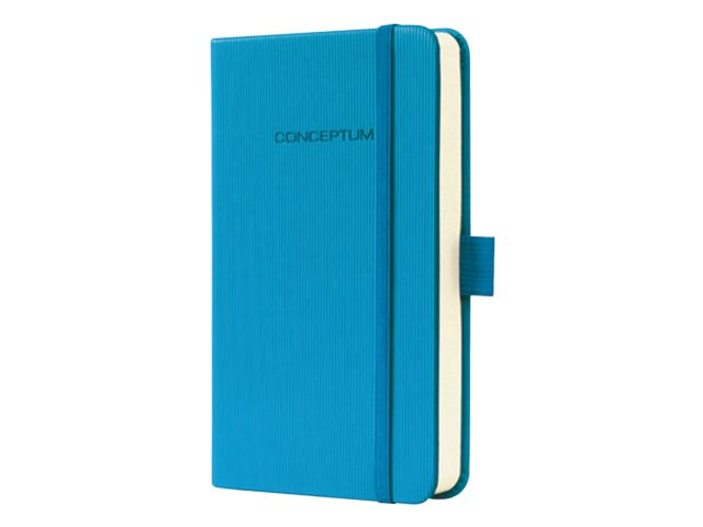 Notitieboek Conceptum CO578 95x150mm blauw lijn