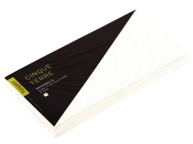 Envelop Fastprint 110x220mm 120gr 25stuks wit