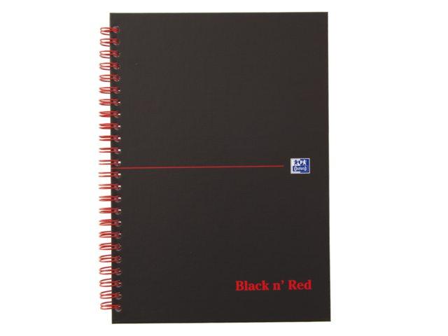 Notitieboek Oxford Black n