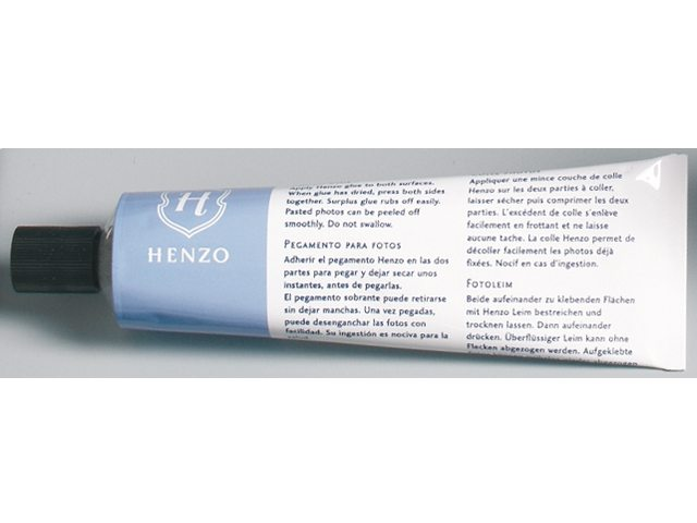 Fotolijm Henzo tube 100ml