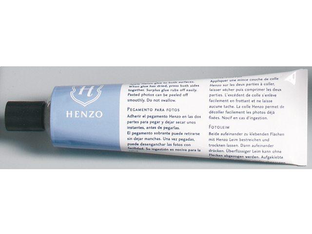 Fotolijm Henzo tube 100ml 2 stuks