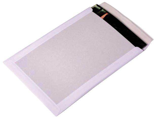 Envelop Quantore bordrug EB4 262x371mm zelfkl. wit 10stuks