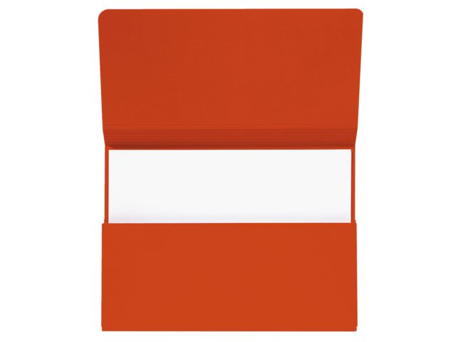 Pocketmap Jalema Secolor A4 rood