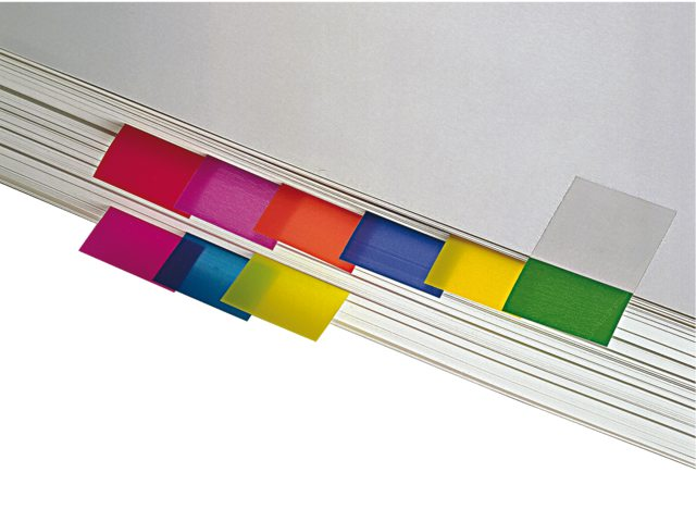 Indextabs 3M Post-it 6801 rood