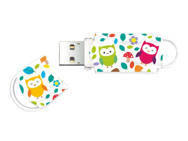 USB-Stick 2.0 Integral FD Xpression 8GB Uiltjes