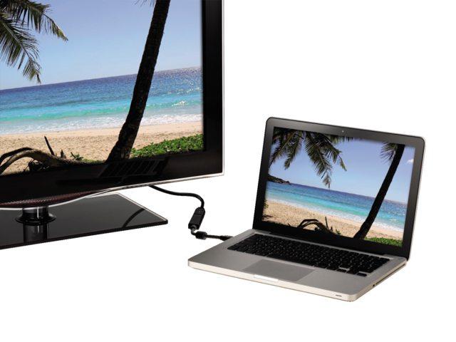 Kabel Hama high speed HDMI 300cm zwart