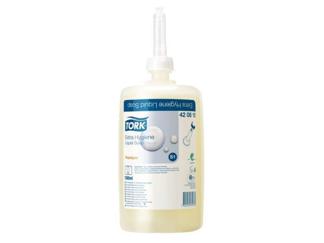 Handzeep Tork S1 420810 antibacterieel 1000ml