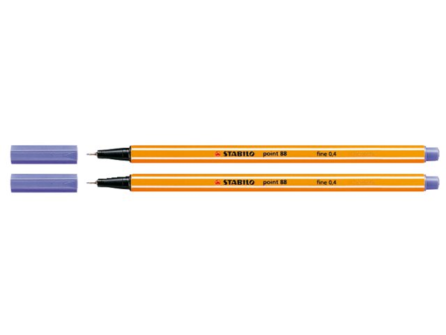 Fineliner Stabilo Point 88/58 lila