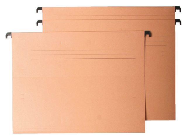 Hangmap Quantore Folio V-bodem chamois