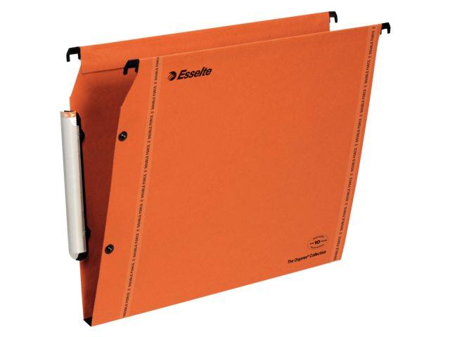 Hangmap Esselte Orgarex Visioplus lateraal 15mm oranje