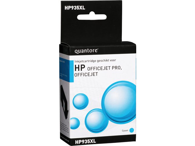 Inkcartridge Quantore HP 935XL C2P24AE blauw