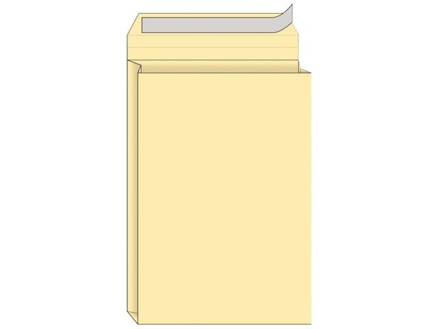 Envelop Raadhuis monsterzak EB4 262x371mm zelfklevend creme