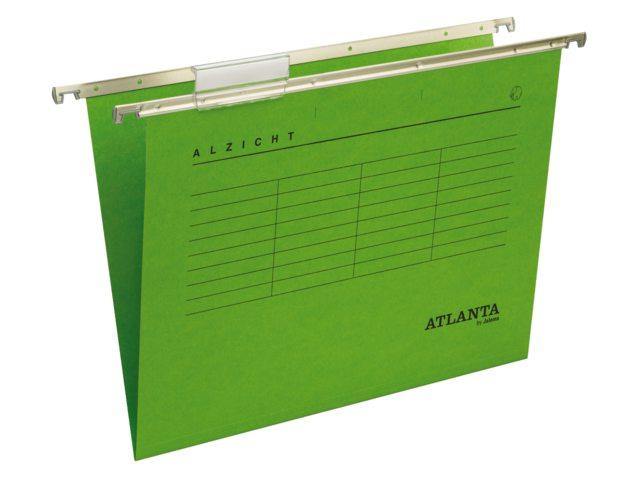 Hangmap Spectrum A6620-255 folio V-bodem groen