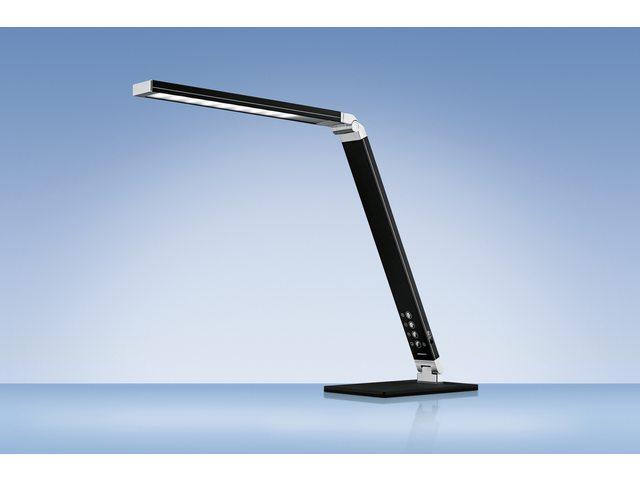 Bureaulamp Hansa ledlamp Magic zwart