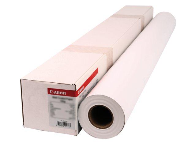 Inkjetpapier Canon 1067mmx50m 90gr standaard