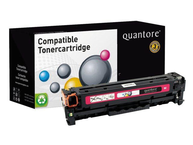 Tonercartridge Quantore HP CC533A 304A rood