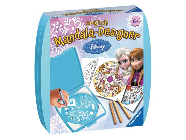 Mandala designer Ravensburger Disney Frozen