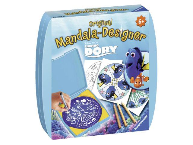 Mandala Finding Dory mini